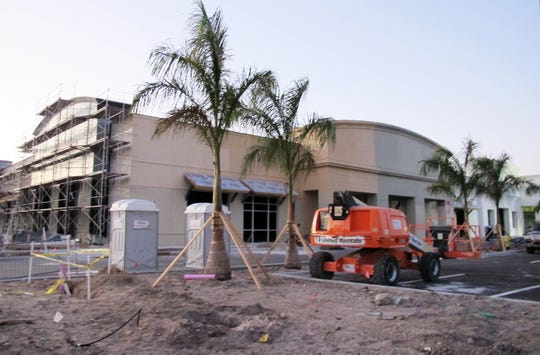 Lucky's Market is building two new stores in North Naples. This one is targeted to open in early 2020 in the Gateway Shoppes at Wiggins Pass Road and U.S. 41.