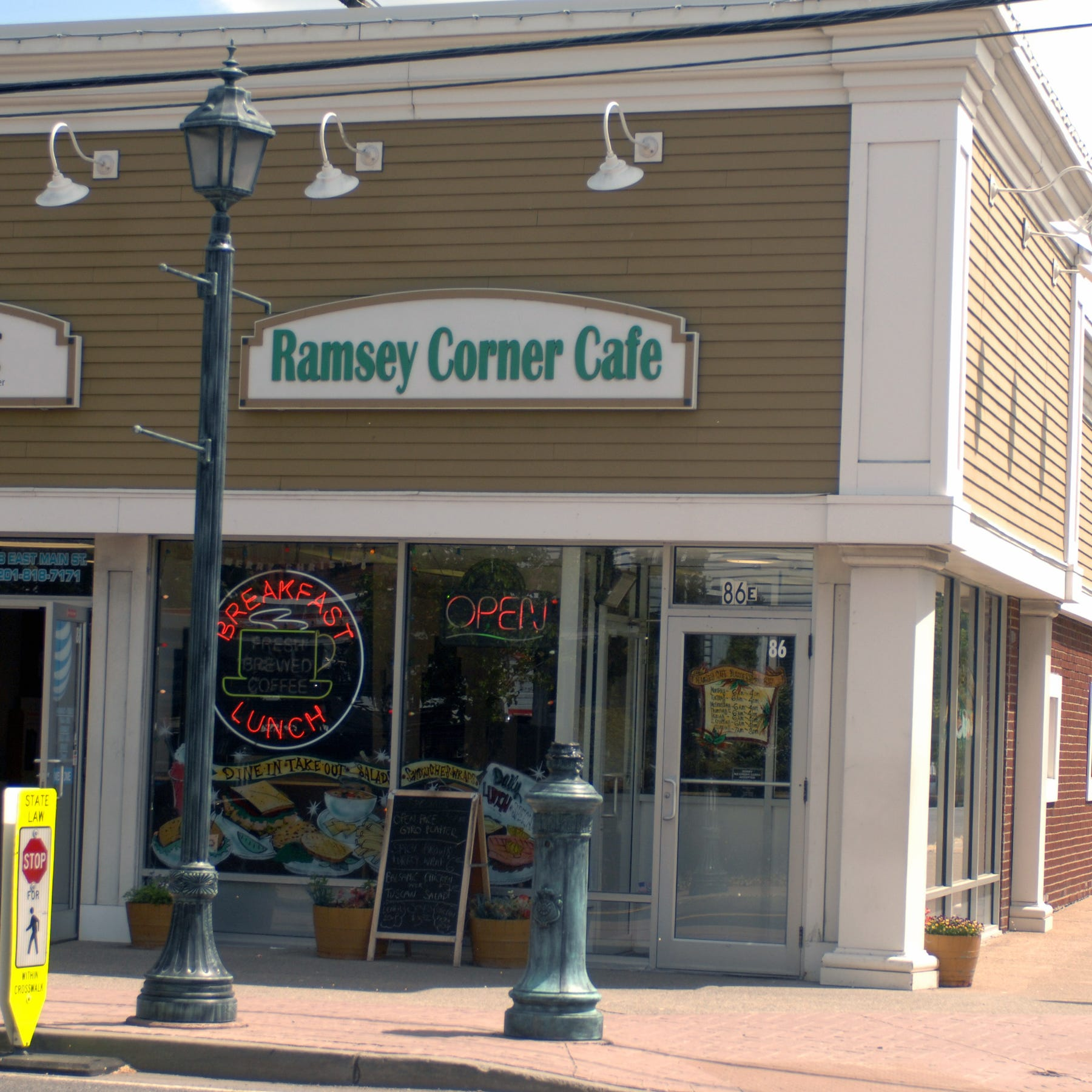 Ramsey Corner Cafe likely to be closed for months after fire