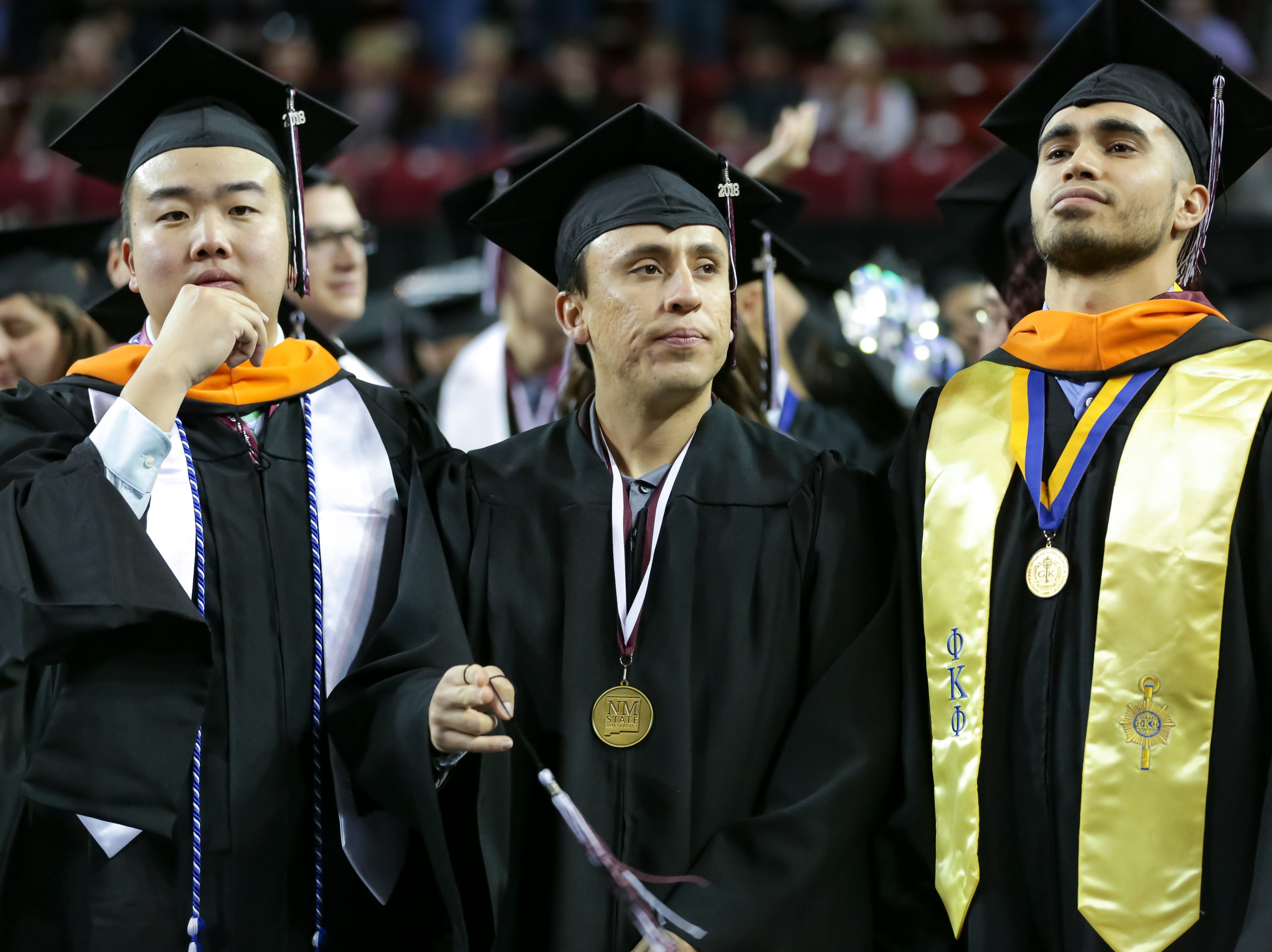 NMSU commencement ceremony images