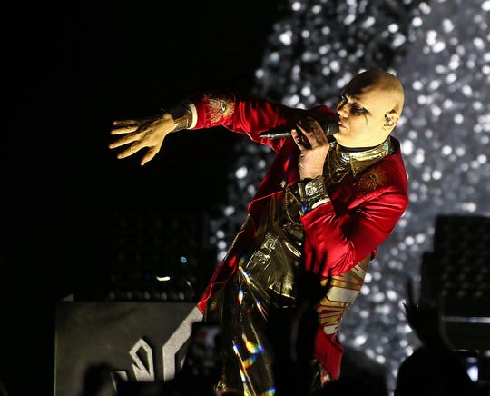 The Smashing Pumpkins, featuring frontman Billy Corgan, will headline the first night of the Beale Street Music Festival.