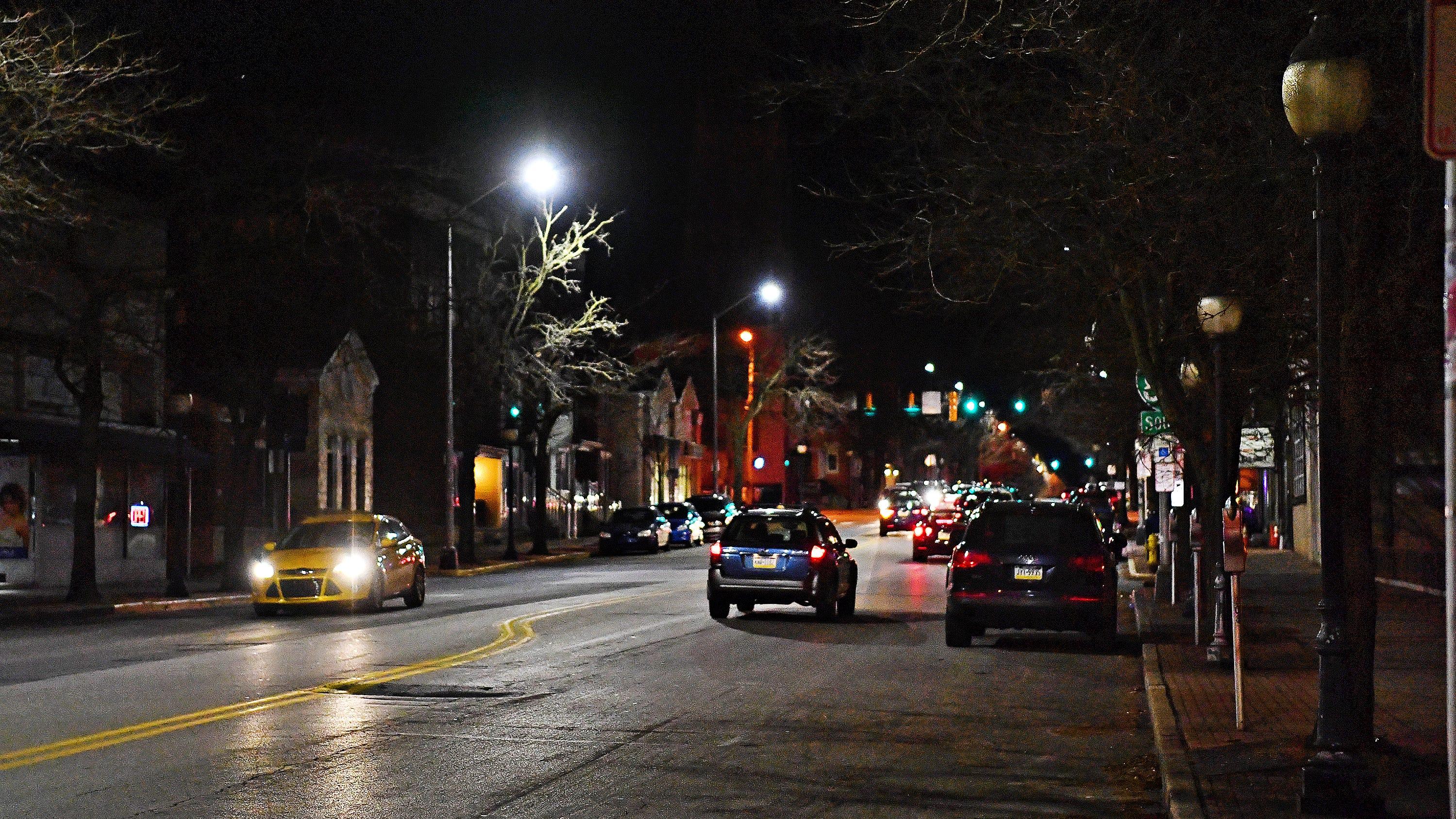 Resident reports help York City keep streets lit