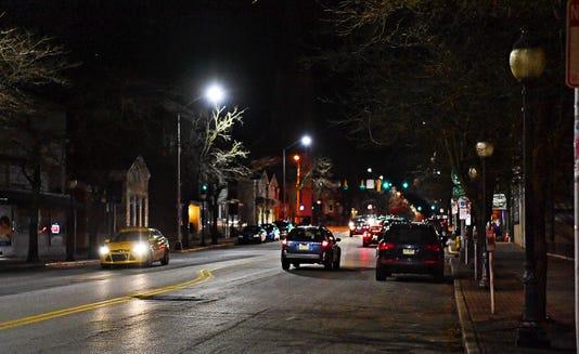 December First Friday Lights