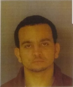 York City Police say Juan Jose Torres Correa is a suspect in a shooting that occurred early Saturday morning.