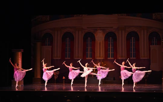 Photos of A.V.A. Ballet Theatre's The Nutcracker