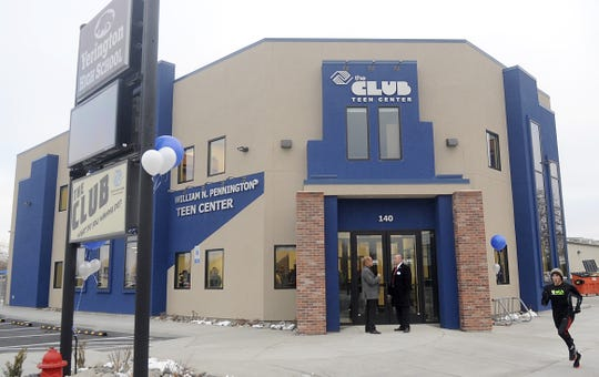The Mason Valley Boys and Girls Clubs' Teen Center opened in December.
