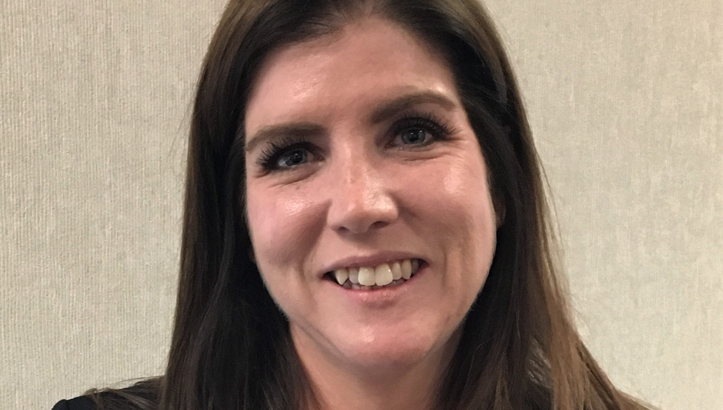 Shayla Holmes is the county's new human services director.