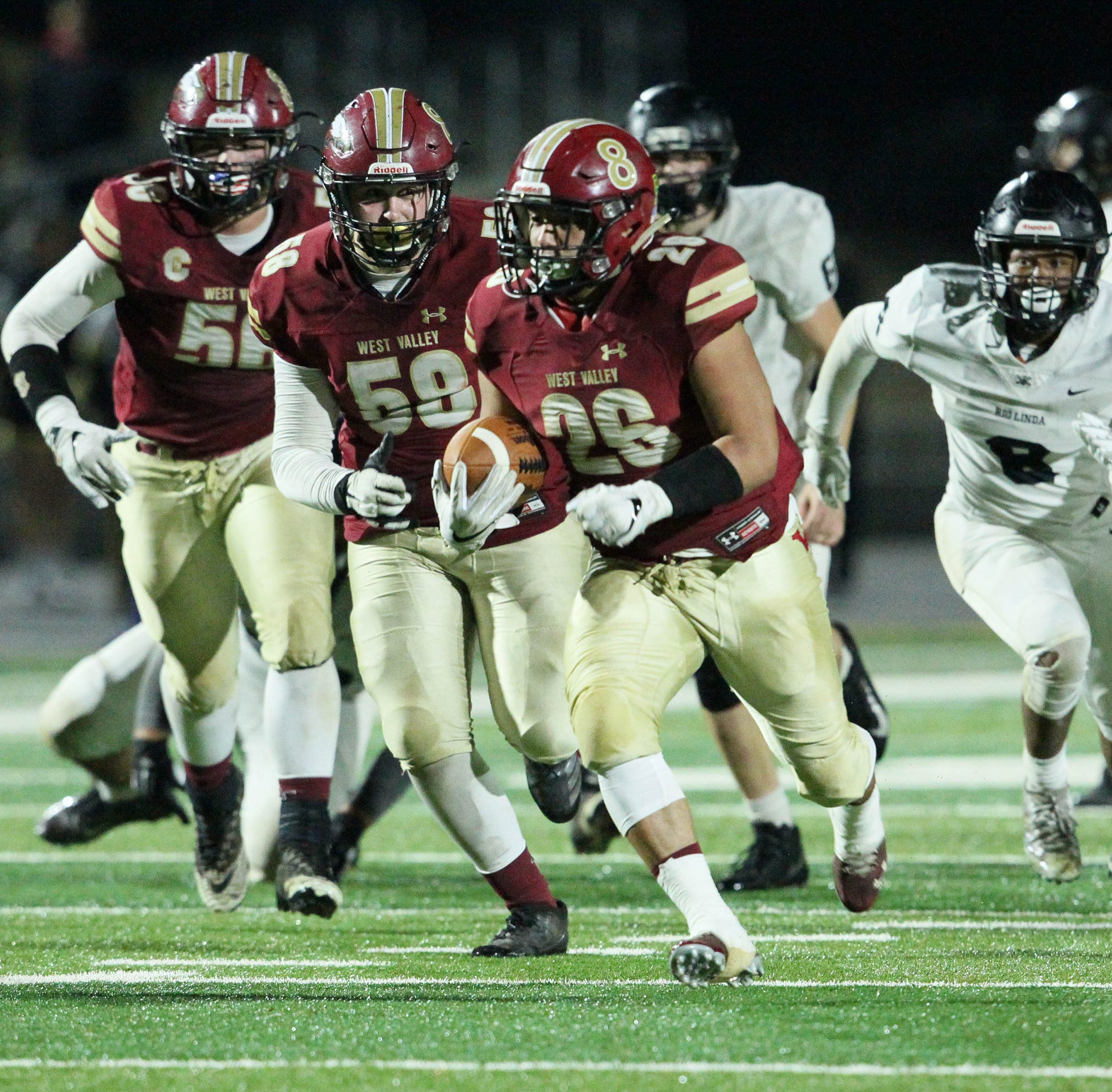 West Valley's storybook season ends in NorCal regional with 21-13 loss to Rio Linda