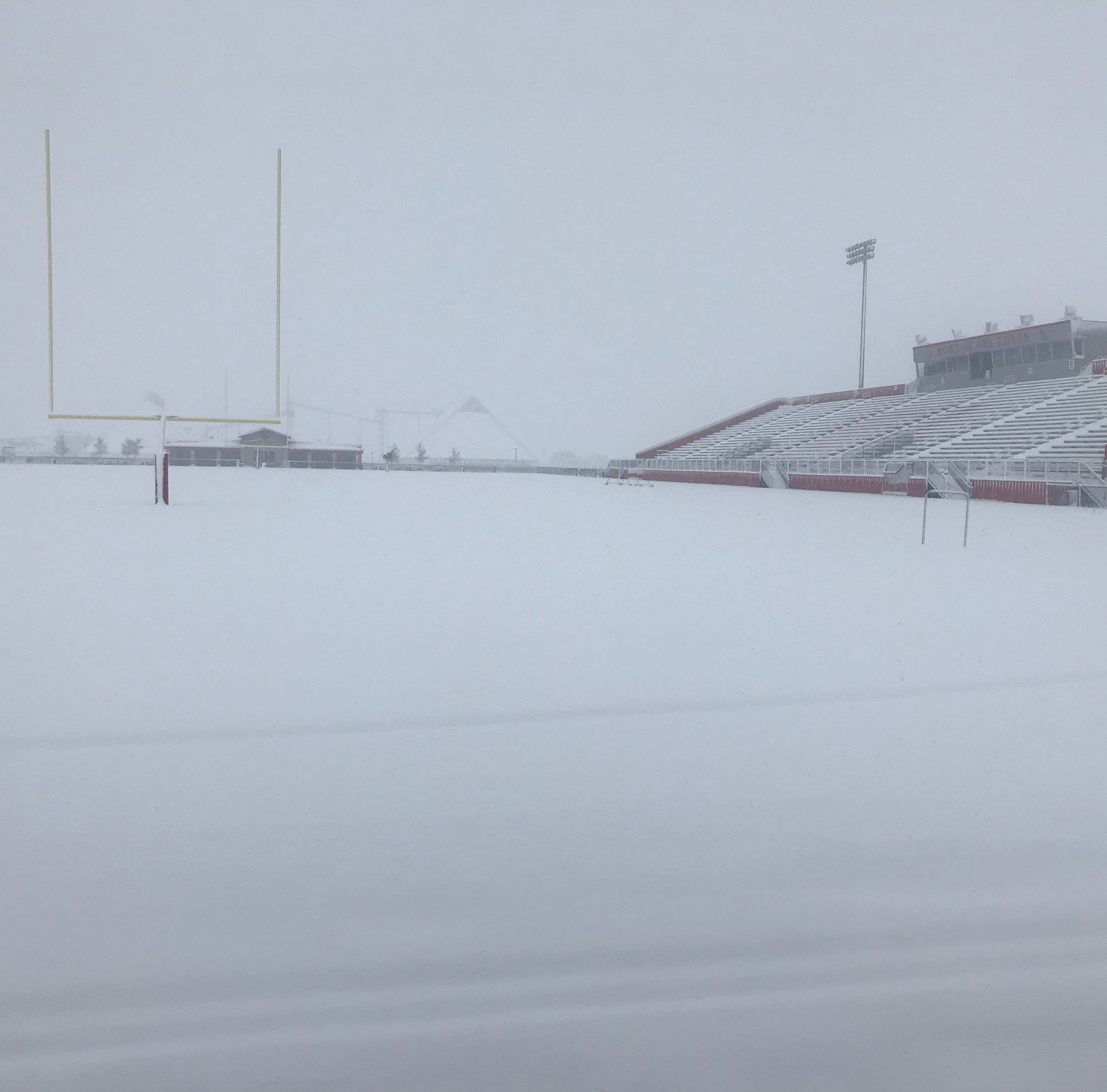 Garden City state semifinal game postponed to Monday due to snow