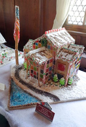 Gingerbread houses are invited to compete at Dickens of a Christmas in Ripon this year.