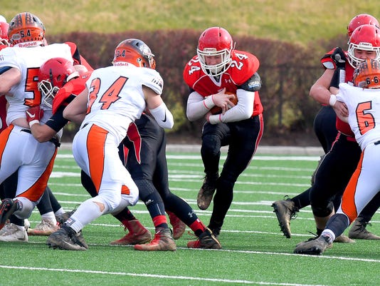 Riverheads Vs Chilhowie Class 1 State Championship