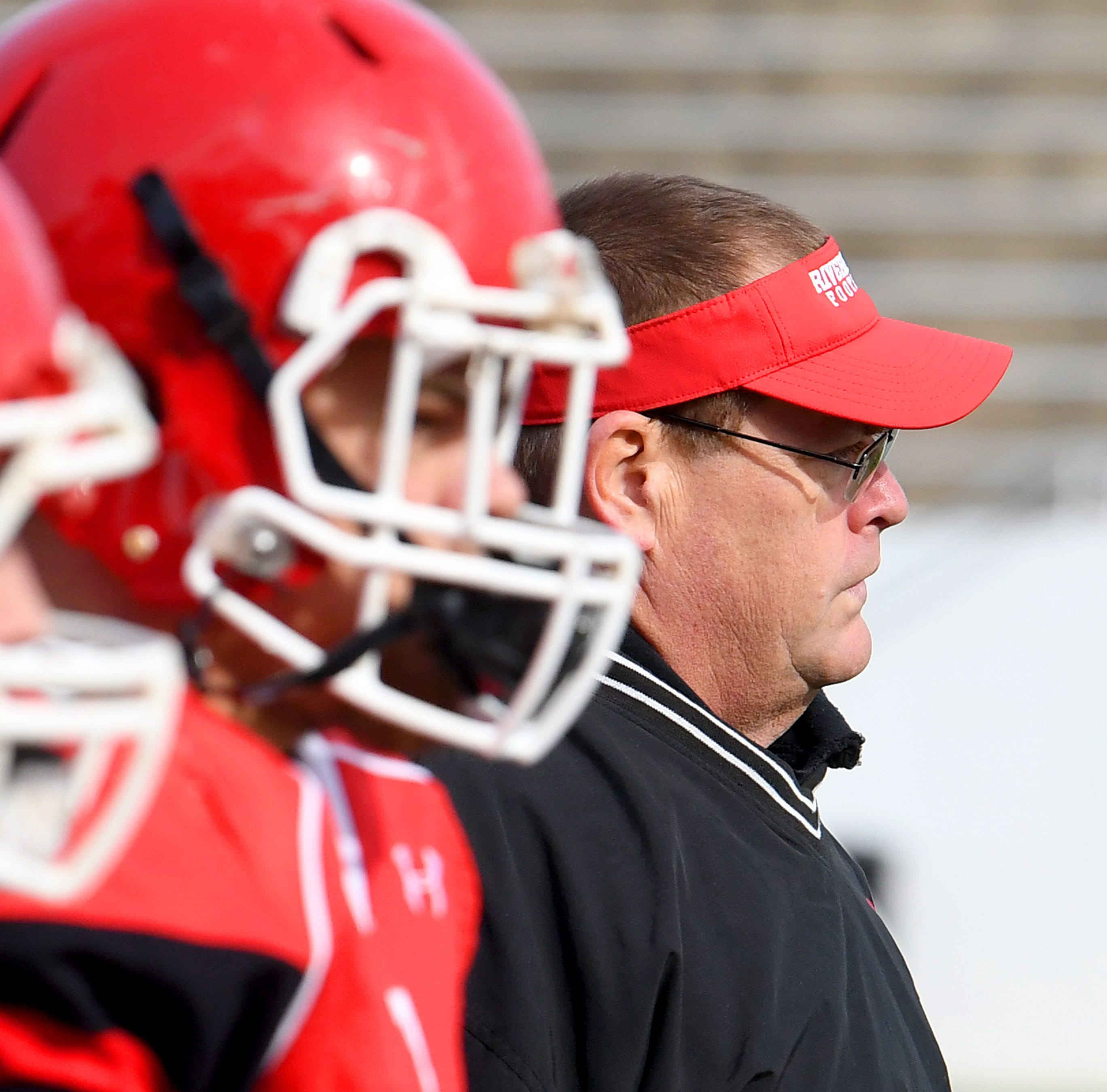 Robert Casto returns as head football coach at Riverheads