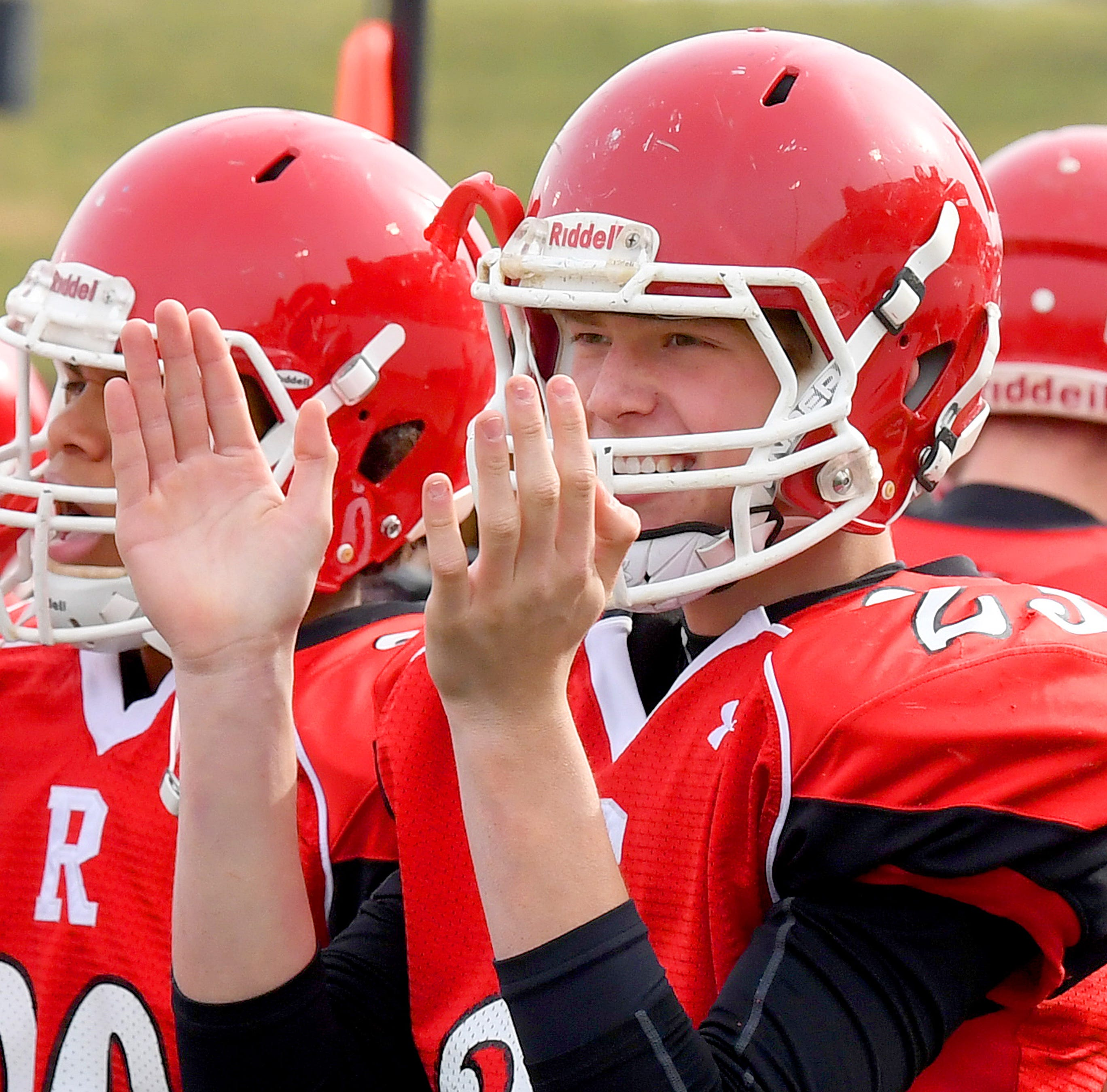 Wheeler ready for Riverheads football challenge