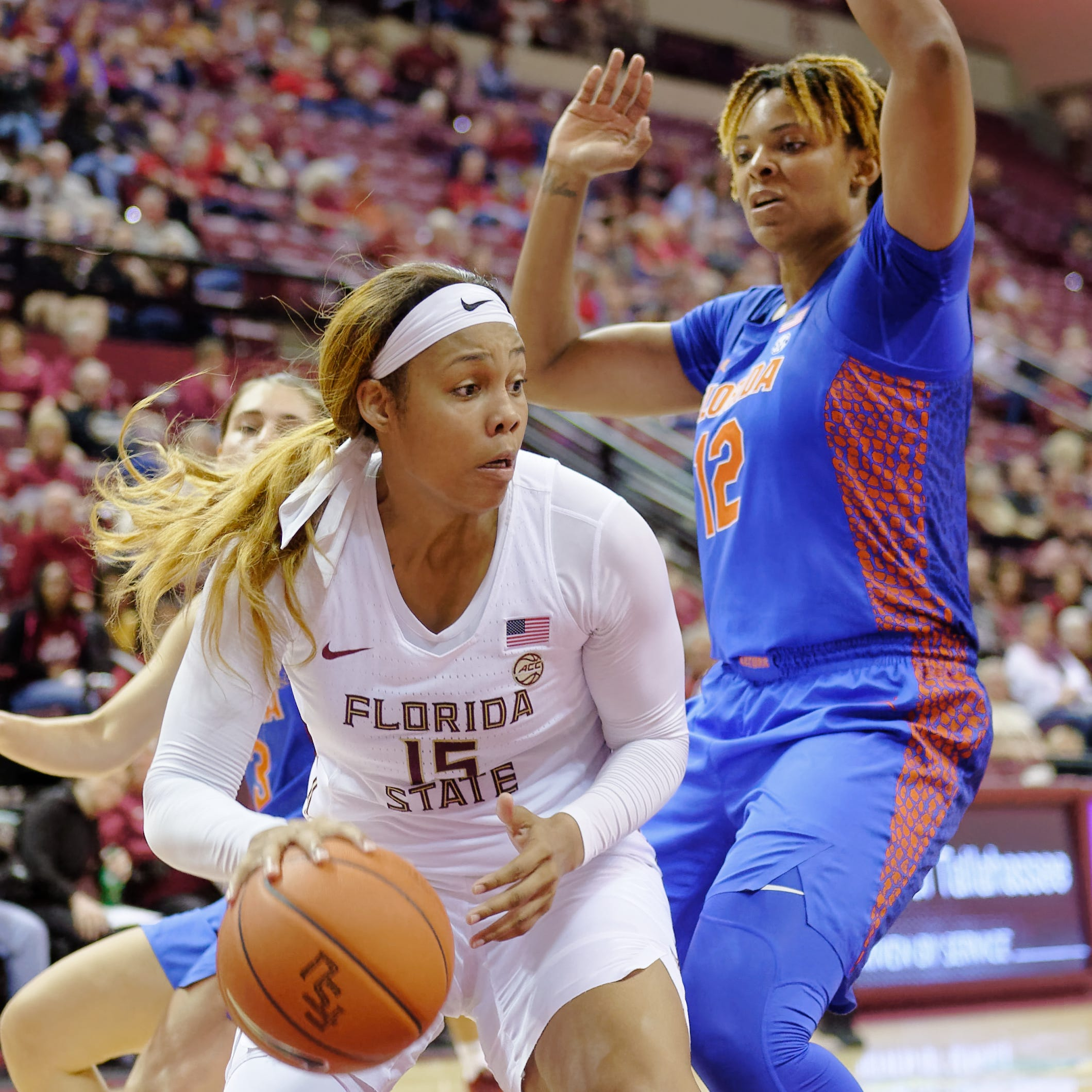 Florida State transfer Gillespie makes the most of her 'second chance'