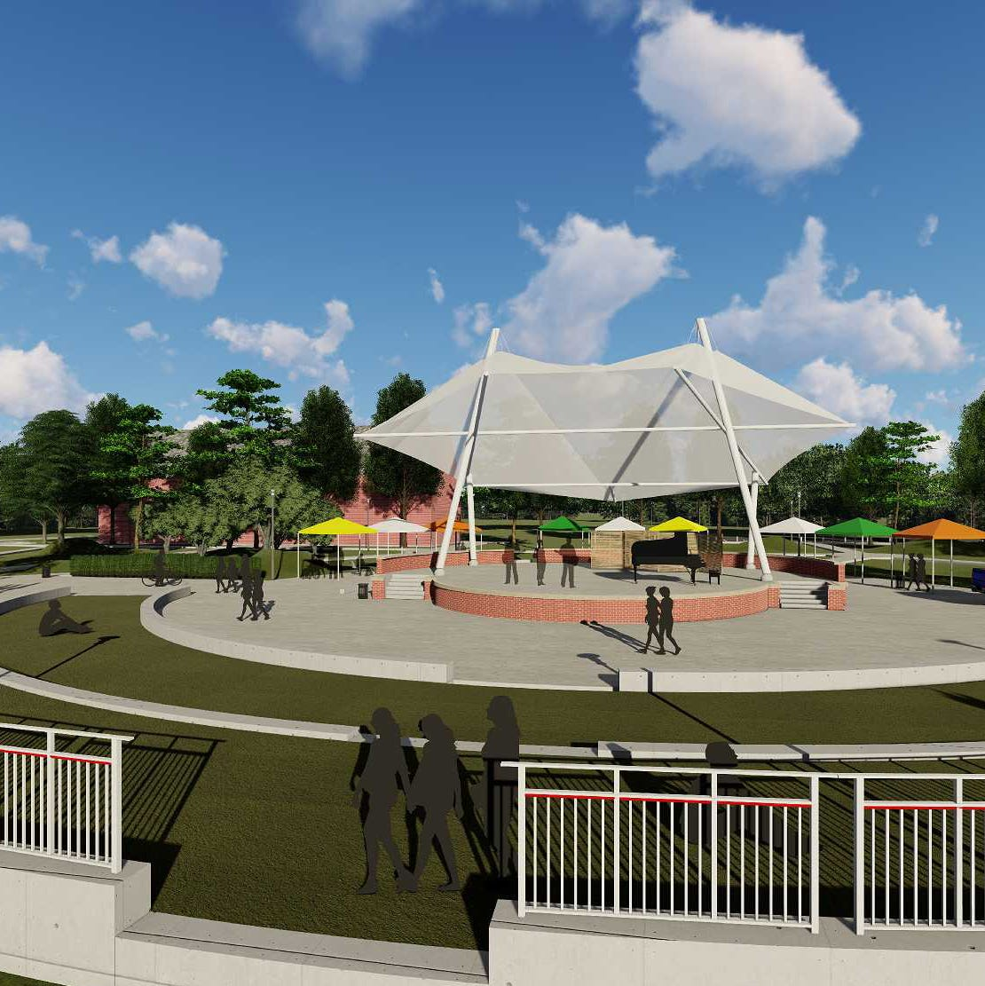 Student-driven plan to add amphitheater at Florida A&M University takes shape