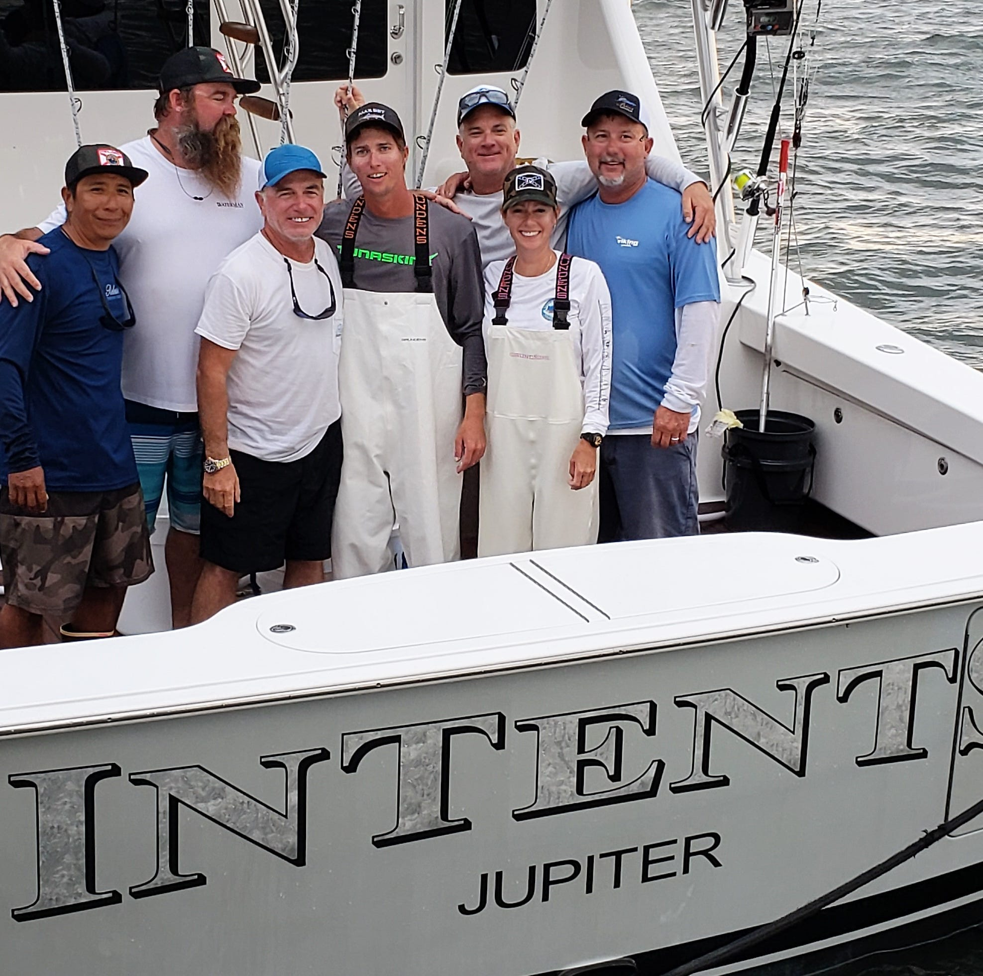 Intents captures Light Tackle Sailfish Tournament