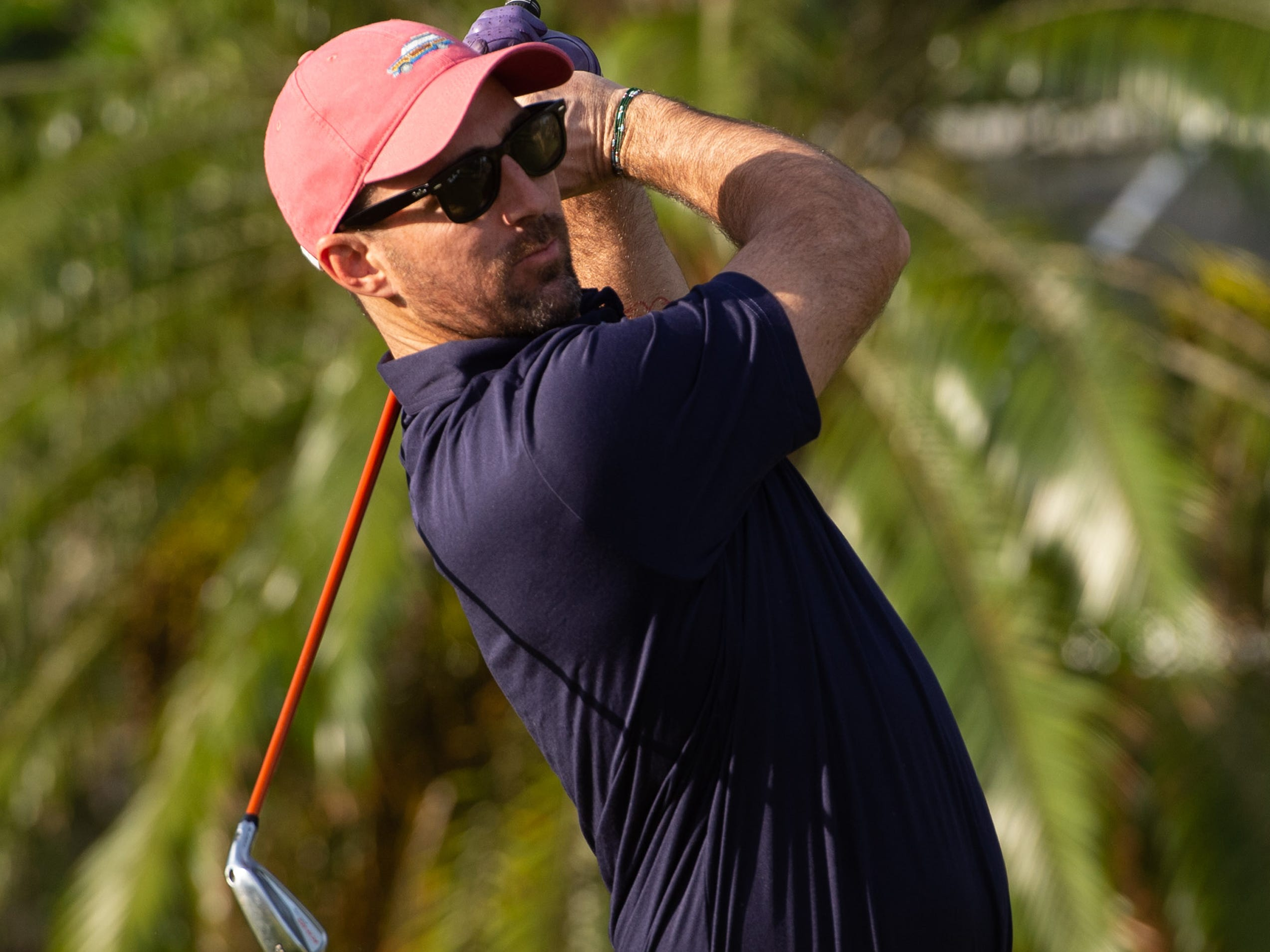 Day 1 of the Hale Groves Indian River Grapefruit Pro-am hosted by Jake Owen at Vero Beach Country Club on Saturday, Dec. 8, 2018 in Vero Beach.