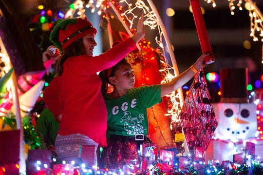 Get into the holiday spirit this weekend with Christmas parades across the Treasure Coast, including the 59th annual Stuart Christmas Parade.