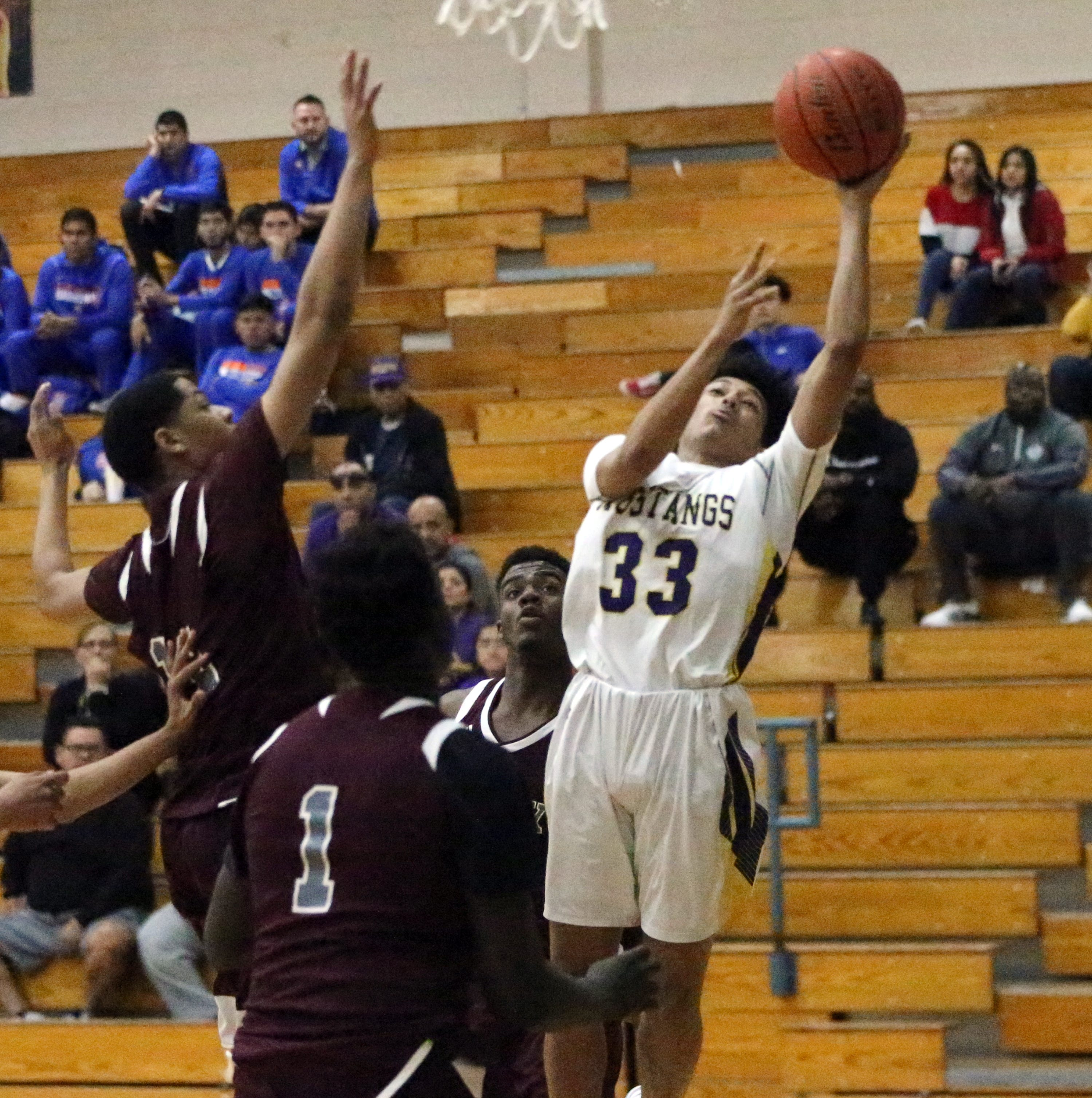 El Paso high school basketball: Friday, Dec. 14 results