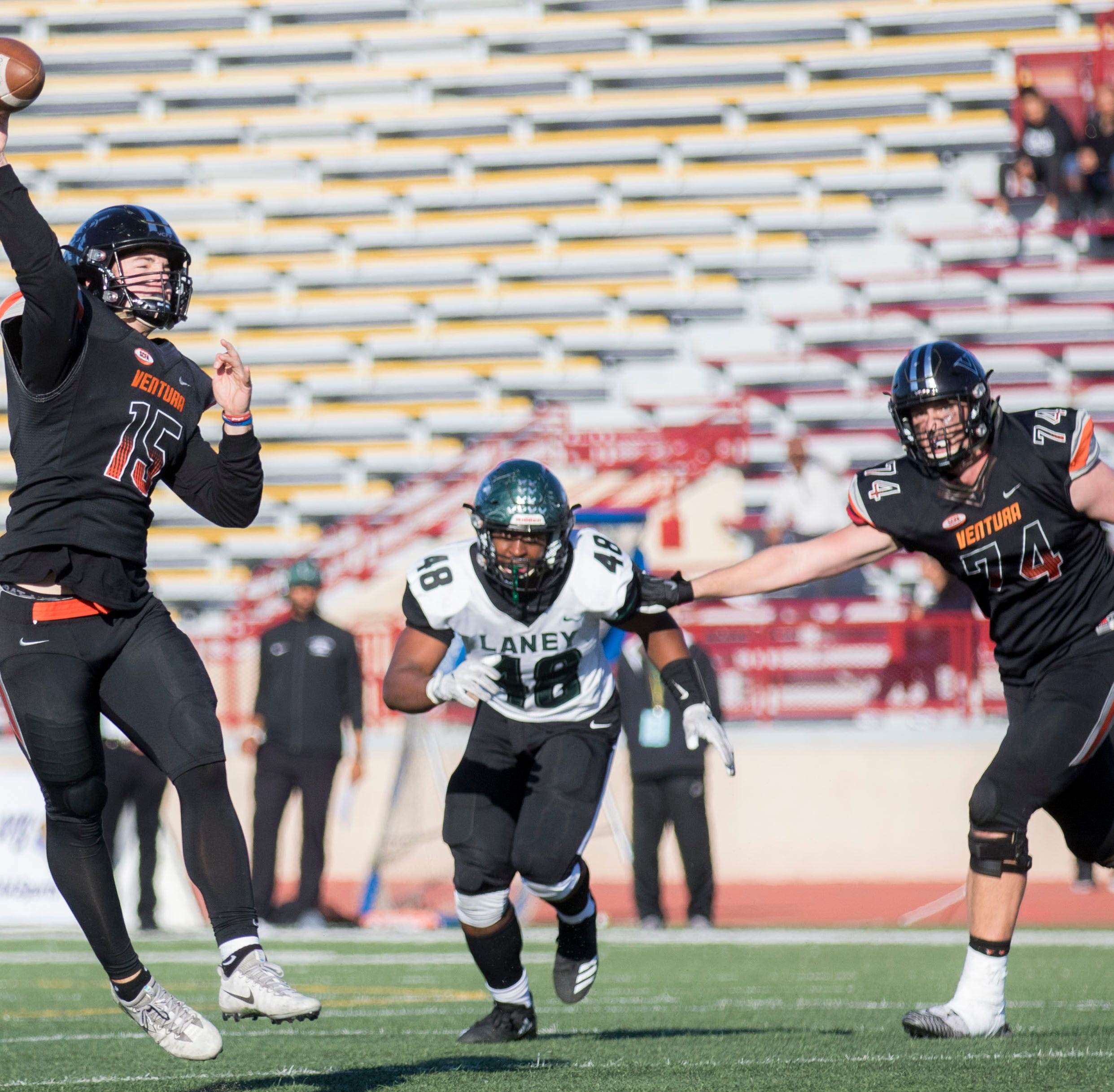 Ventura College football can't complete comeback in state championship game