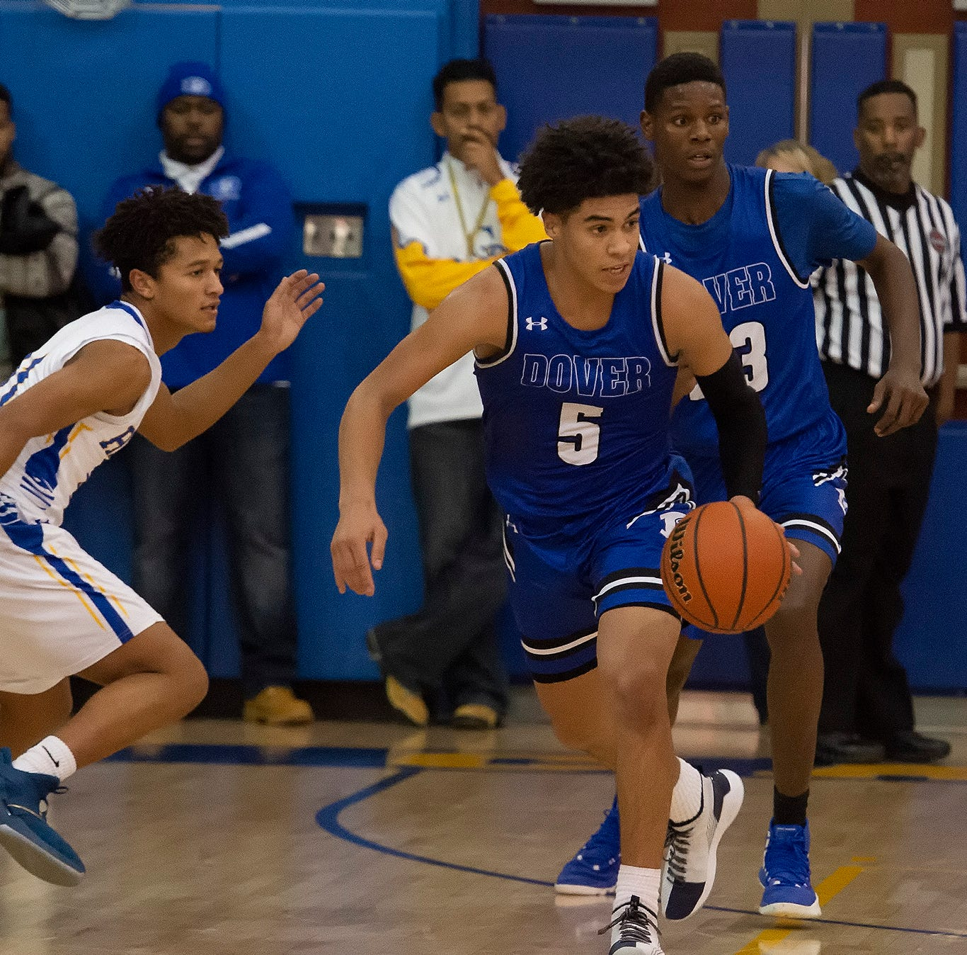 Delaware Online high school boys basketball rankings: Week 2