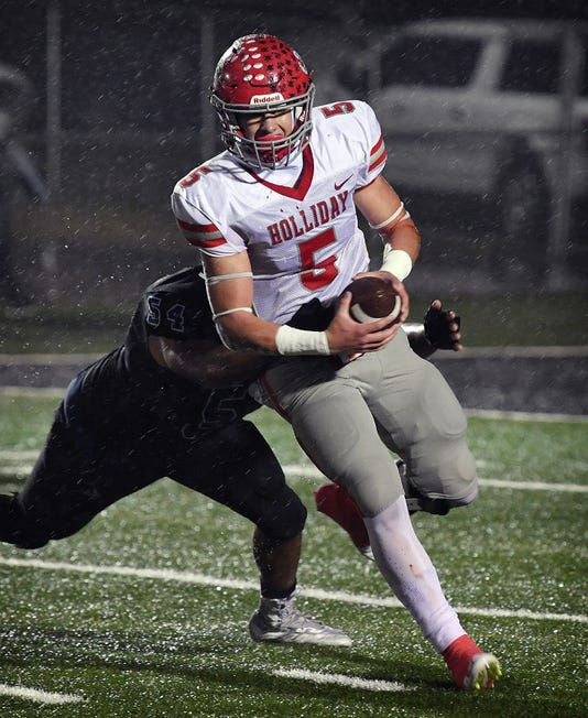 Holliday Dominates 2018 Trn Red River 22 Small School Team