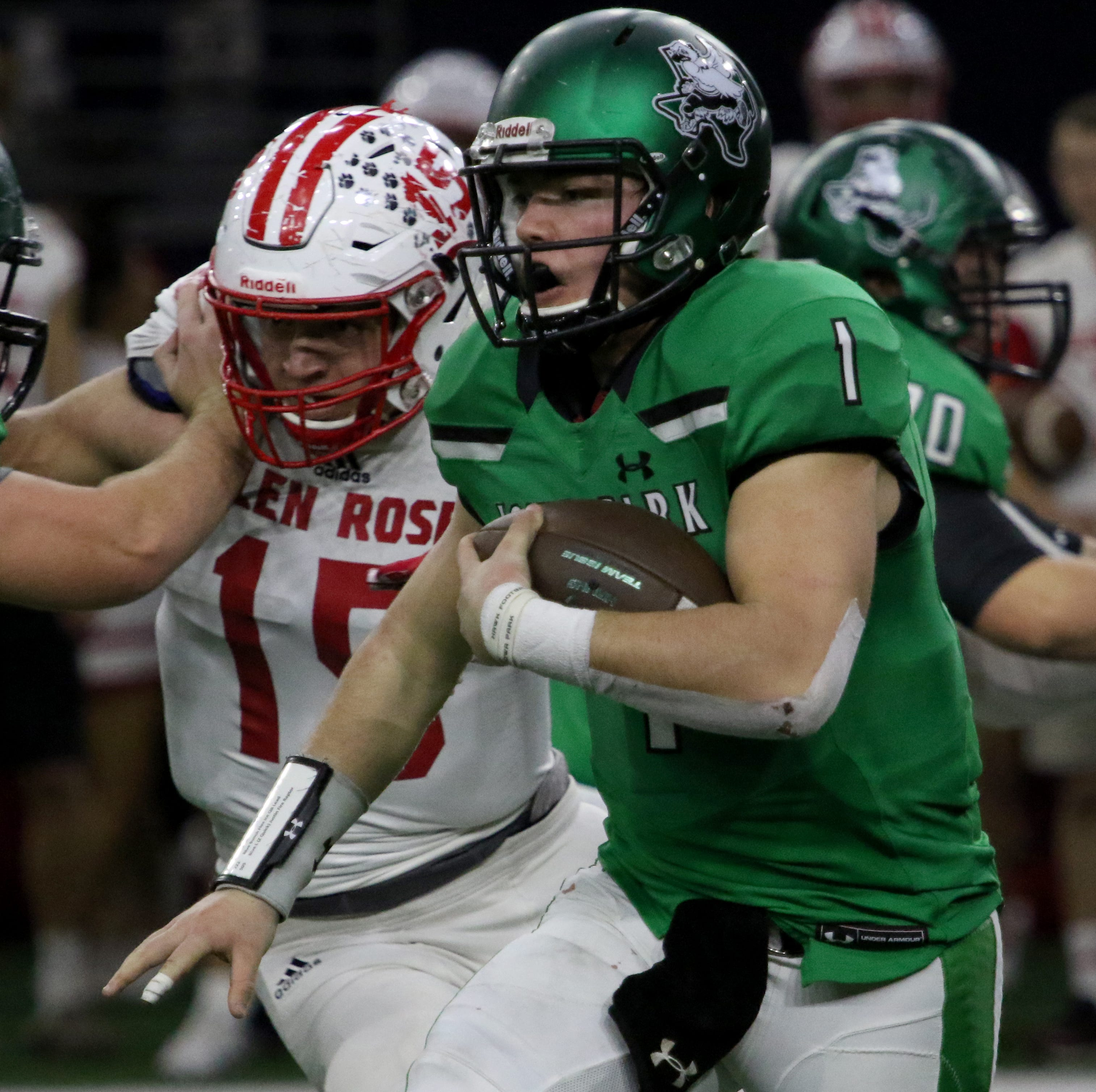 Iowa Park's execution and defense, ranking Rider's best playoff wins, area notes