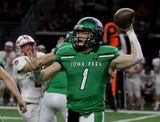 Iowa Park defeated Glen Rose 31-28 Friday at the Ford Center in Frisco.