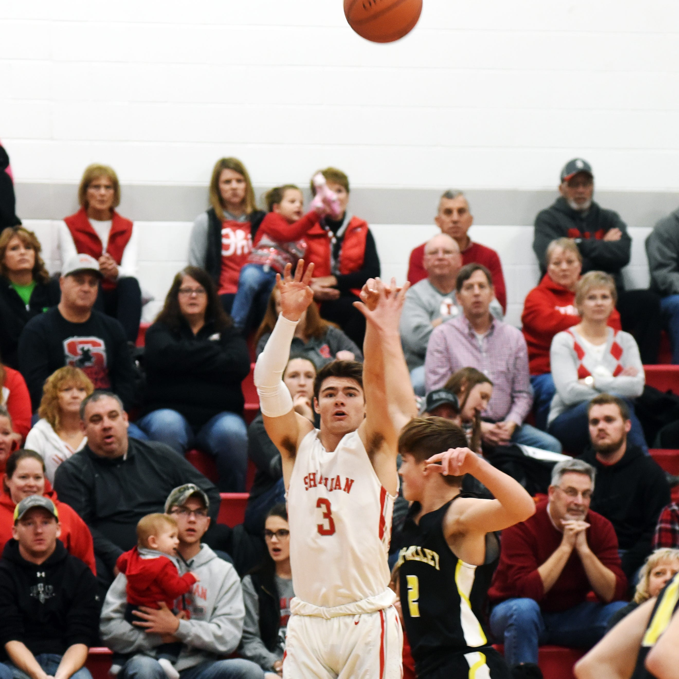 Giving em' Heller: Sheridan sharpshooter clutch against Tri-Valley