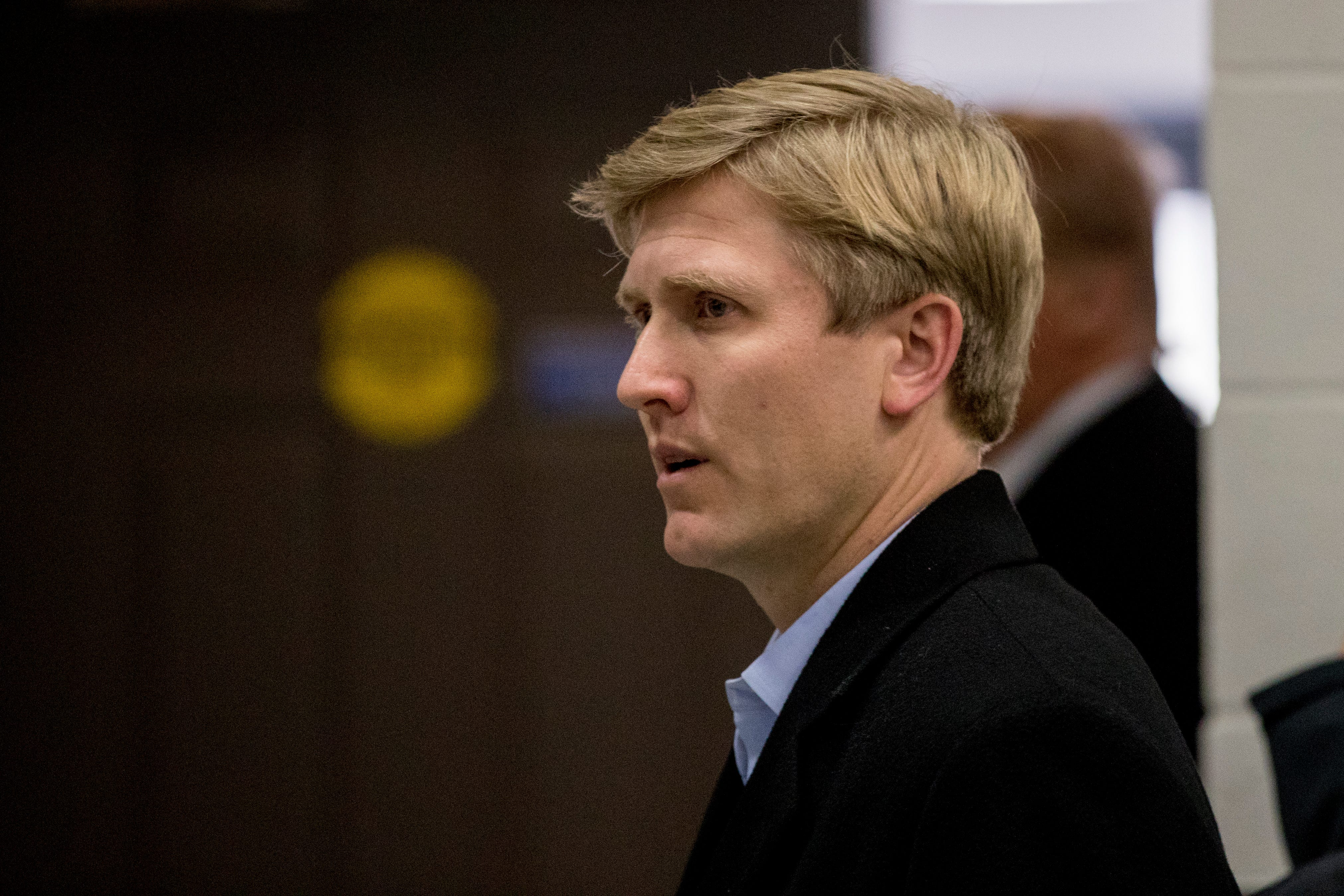 Nick Ayers out as candidate to become President Donald Trump's next chief of staff