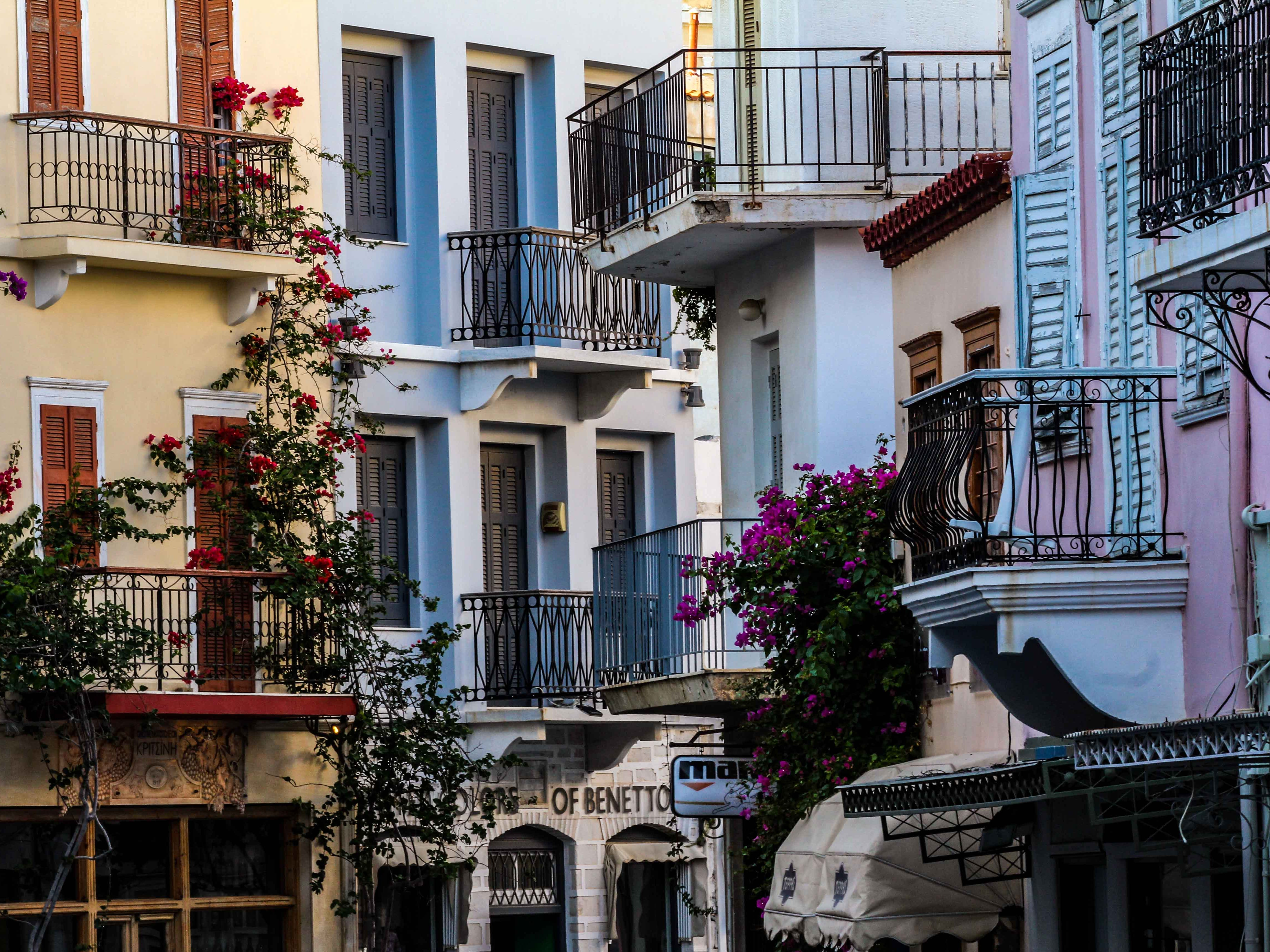 As you stroll the streets of Syros, a level of sophistication remains present from its storied past. The island's wealth is showcased in the opulent Vaporia district and its grand Orthodox church of Agios Nikolaos, or Saint Nicholas.