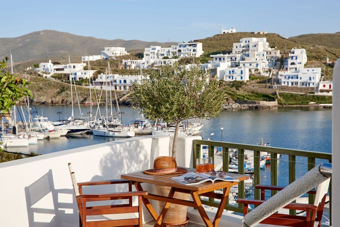 If you're seeking a relaxed vacation on an easily reachable island with friendly locals, then consider Kythnos, which remains under the radar.