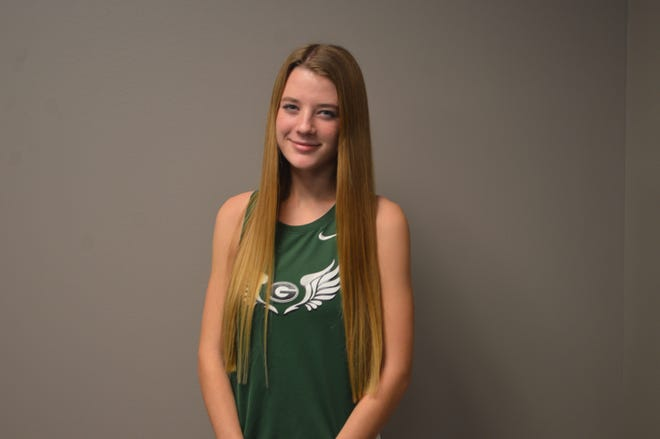 Grace Christian senior Olivia Slayter is the 2018 All-Cenla girls cross country MVP.