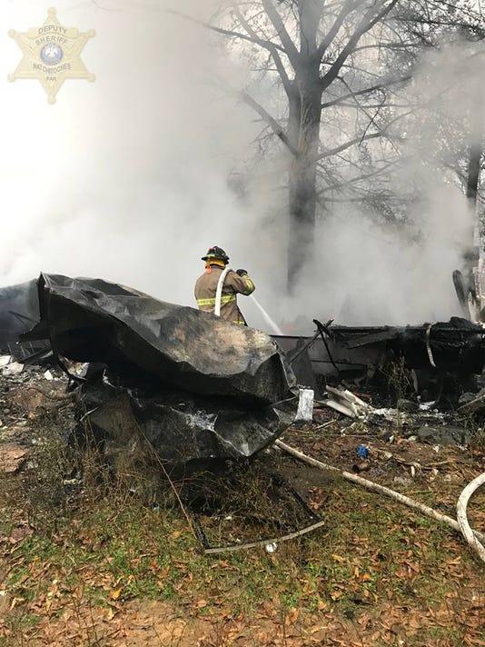 Ani Campti Fatal Fire