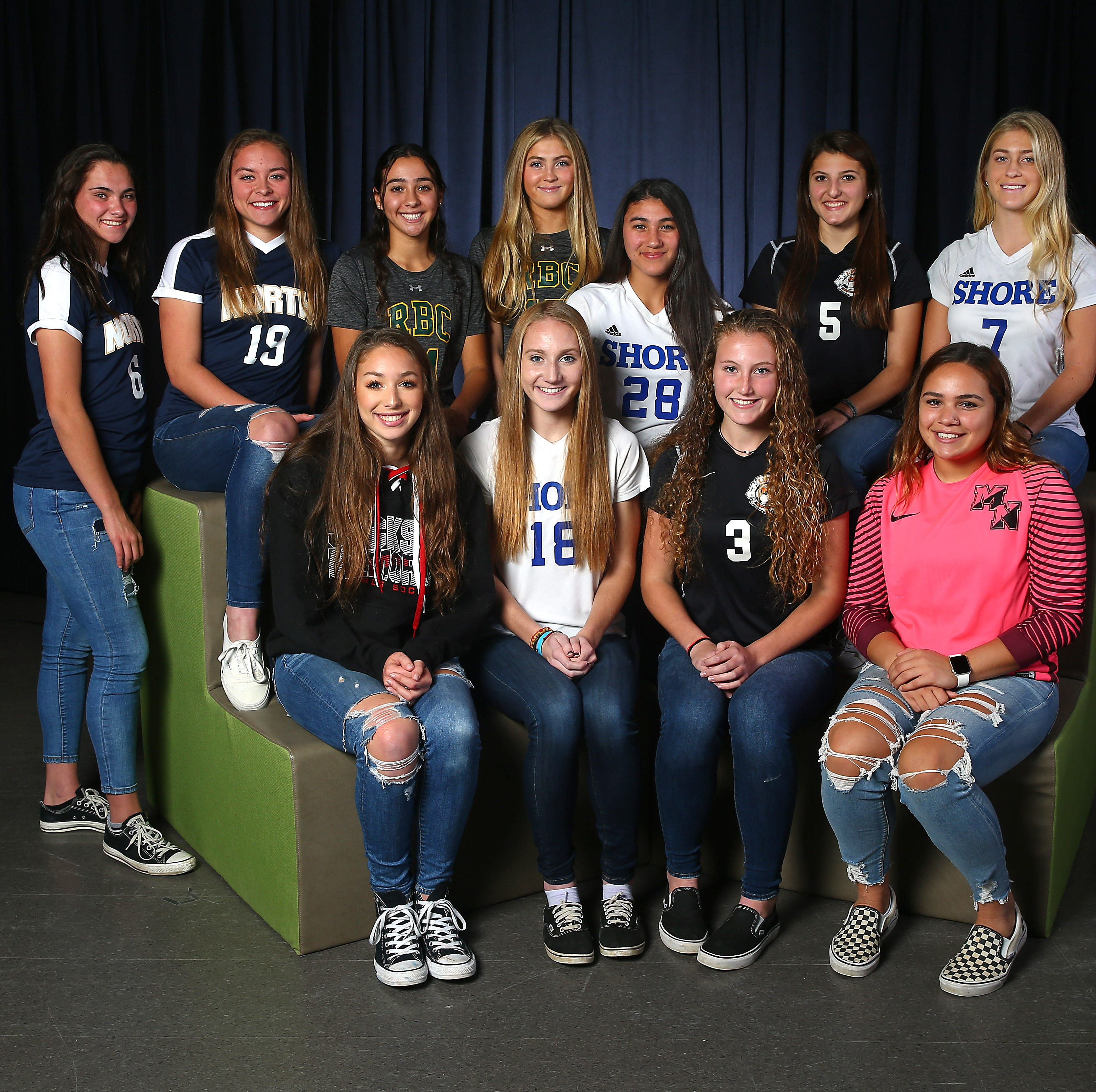 NJ girls soccer: Meet the 2018 All-Shore Team