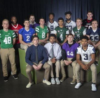 Meet the 2018 All-Shore Football Team