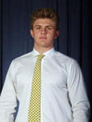 Red Bank Catholic tight end Kevin Bauman.
