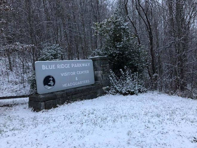 The Blue Ridge Parkway may see an impact if Congress and the White House don't reach an agreement to fund the federal government by midnight Friday.