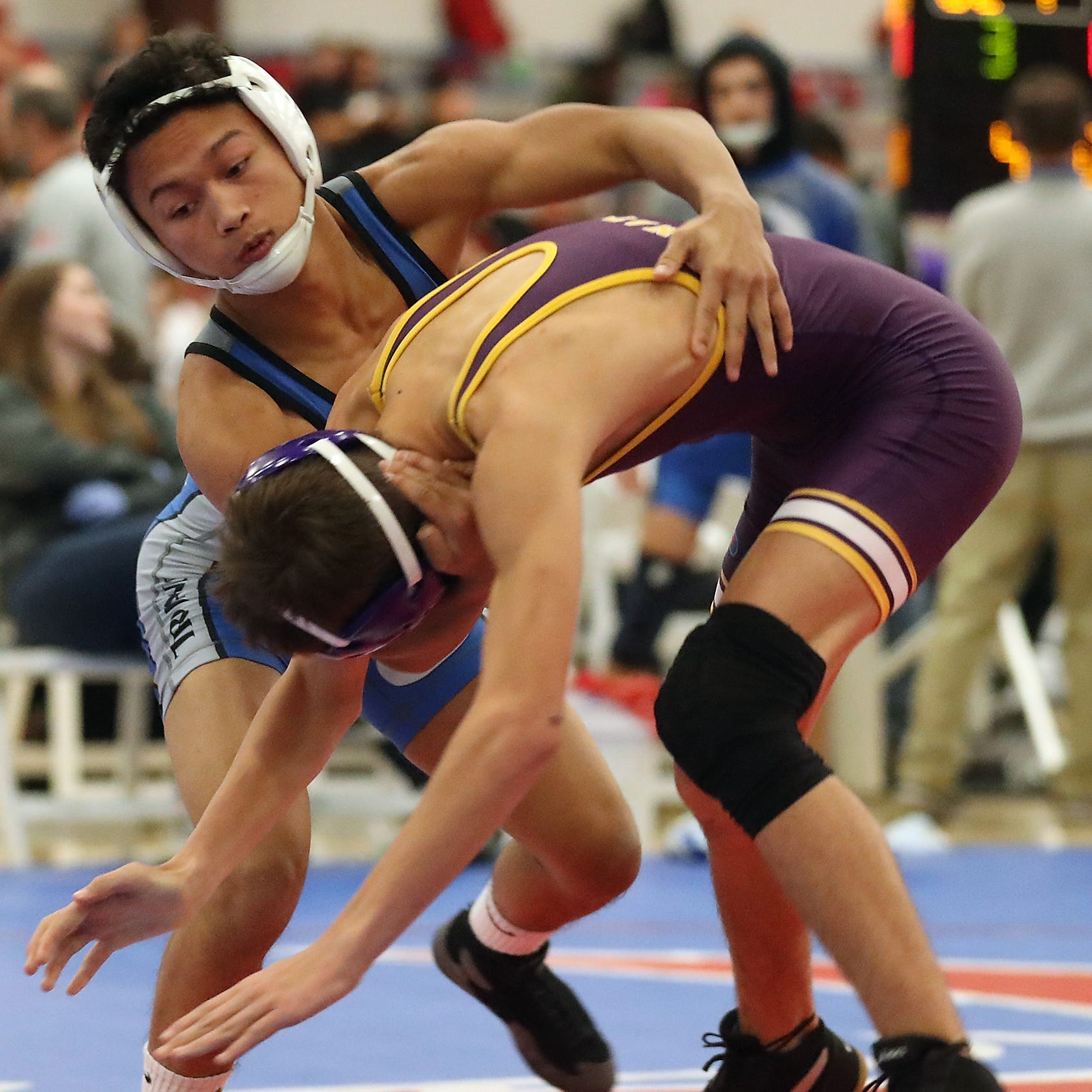 Trojans' Pangelinan gains confidence after Olympic Duals sweep