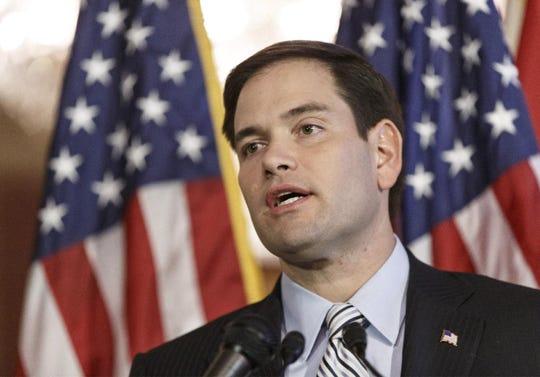 U.S. Sen. Marco Rubio, R-Miami