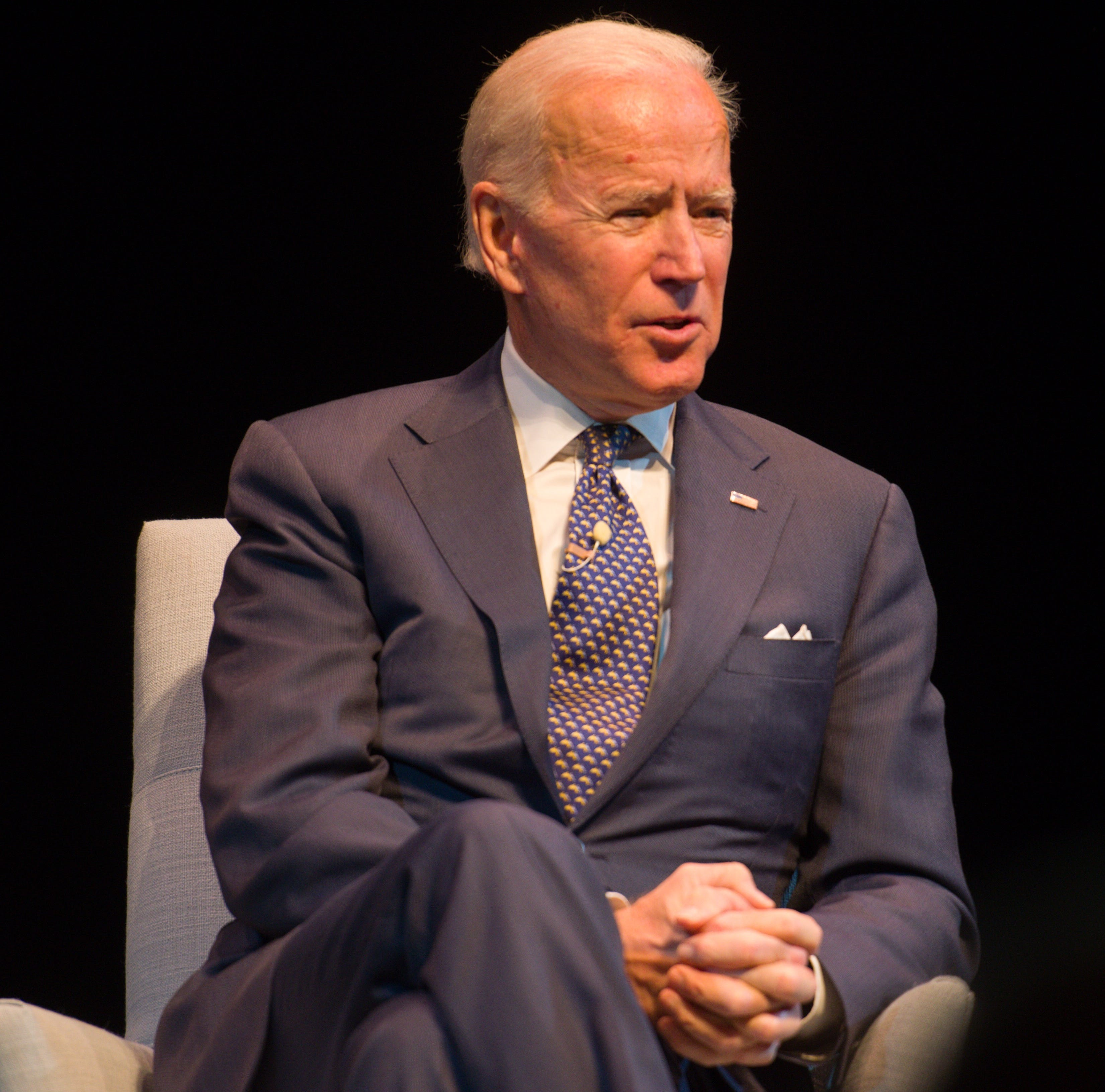 Joe Biden in Burlington: He pledged to son he'd 'stay engaged' in the world