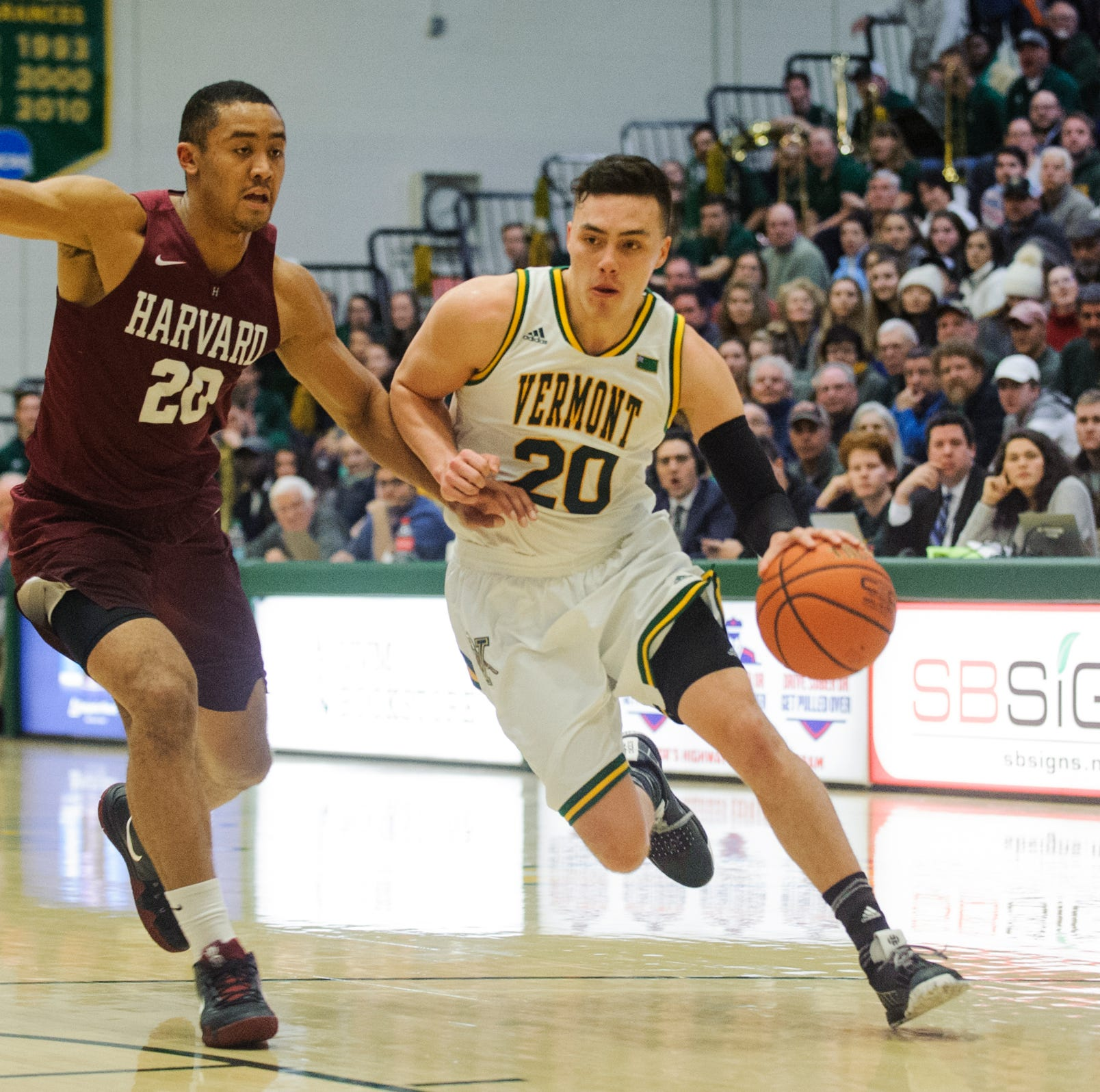 UVM men's basketball seeks to end skid vs. Northeastern