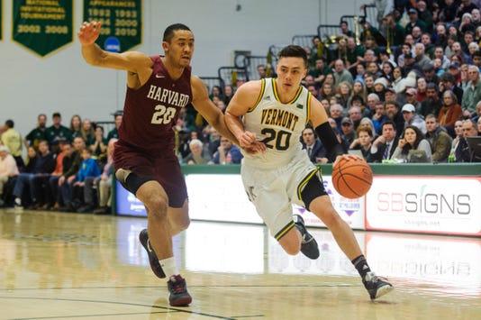 Harvard Vs Vermont Men S Basketball 12 8 18