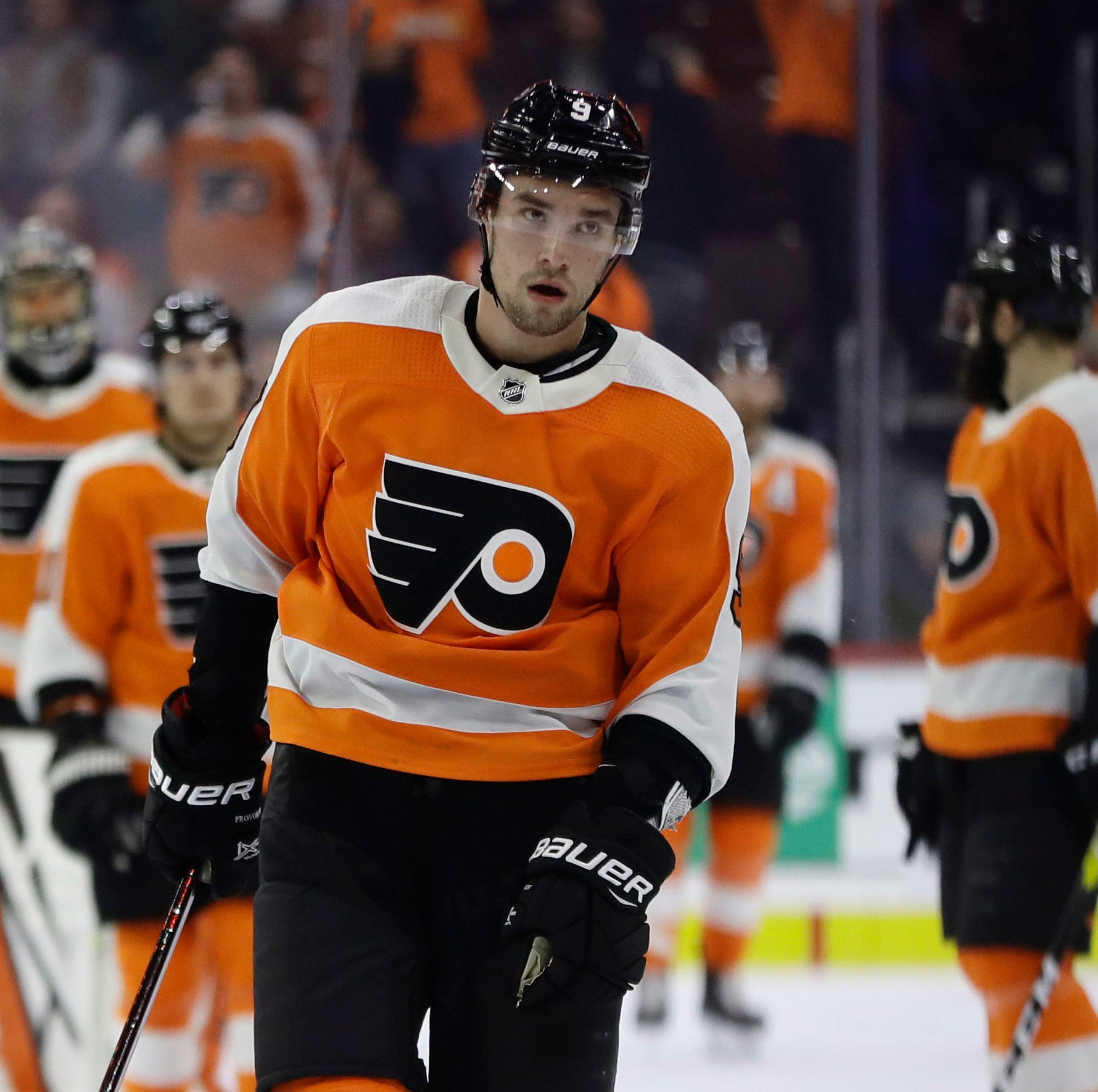 Ivan Provorov's growing pains a hurdle Flyers never planned for