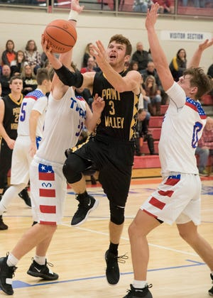Zane Trace defeated Paint Valley 82-61 Saturday at Zane Trace High School, moving to 3-1 on the season.