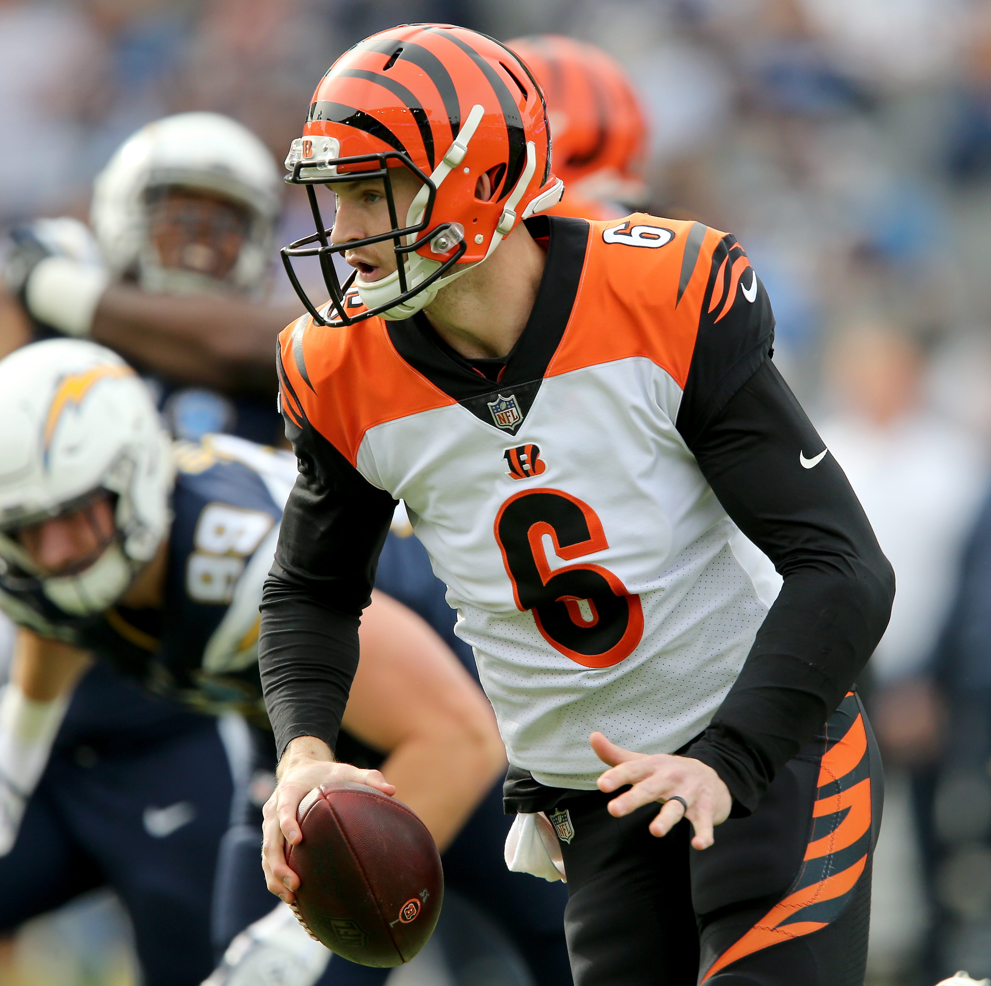 A look at Jeff Driskel's audition amid Cincinnati Bengals' losing season