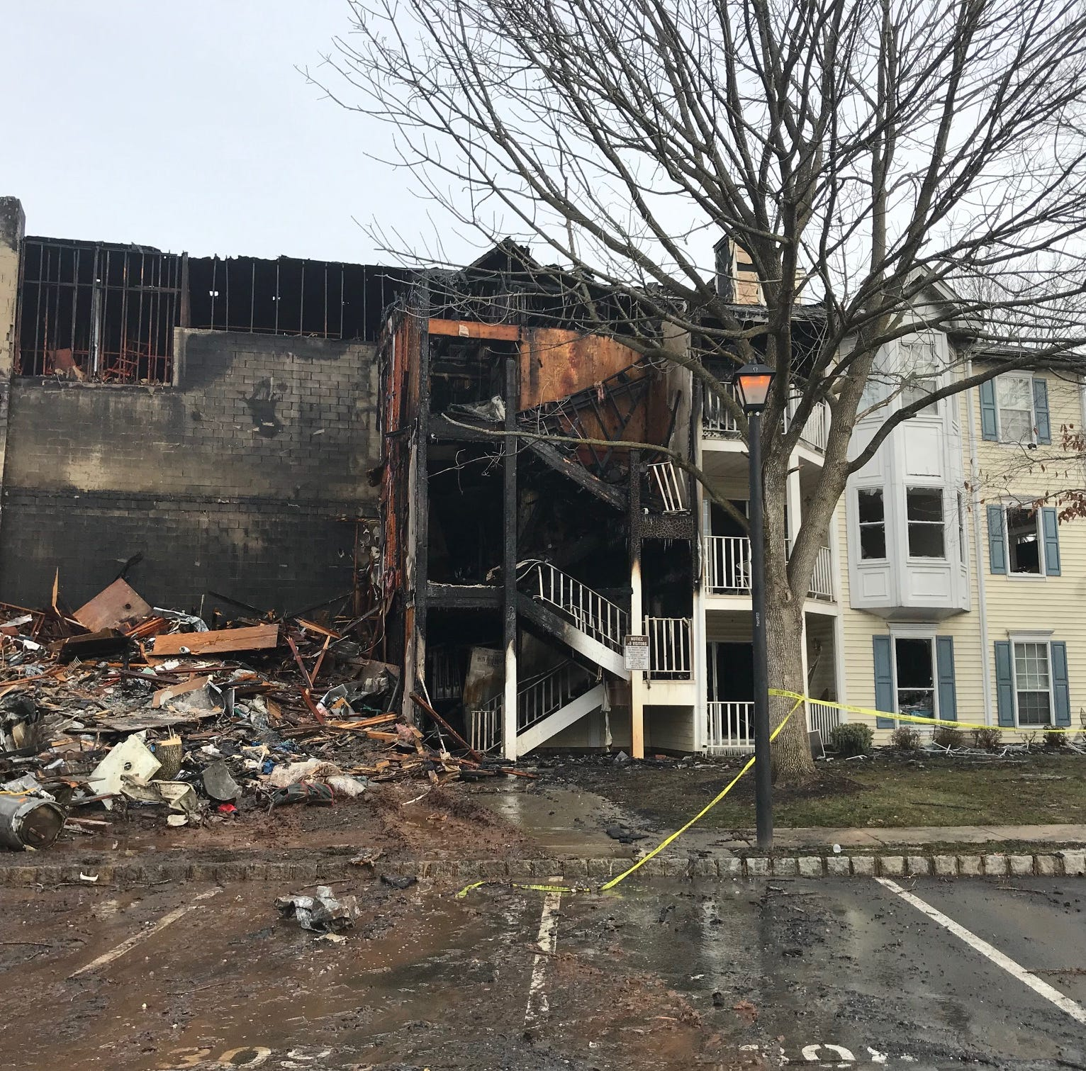North Brunswick fire: Holiday decorations caused blaze that displaced 28