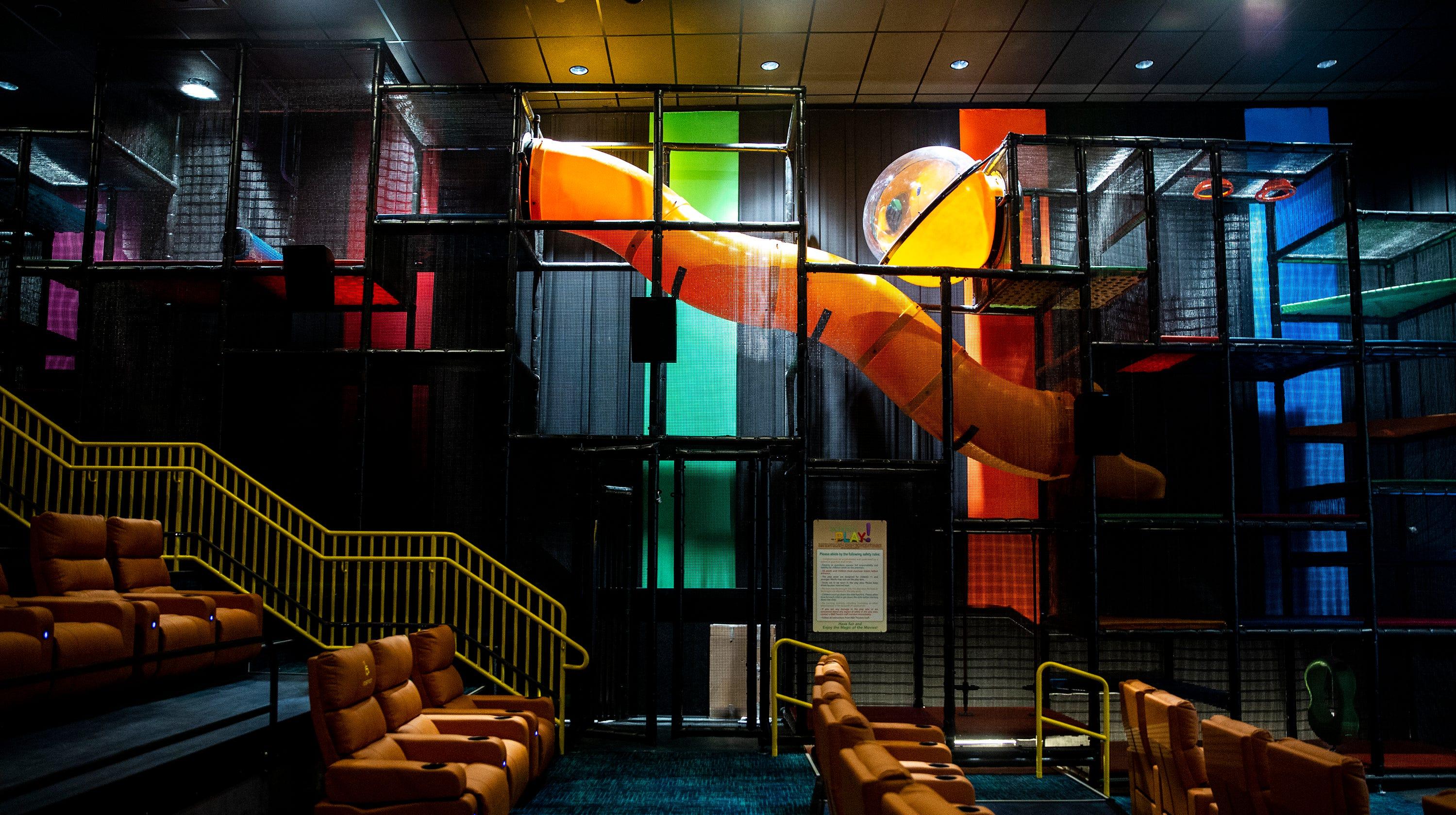 Sneak peek: Ankeny's movie theater, bowling alley opens Thursday