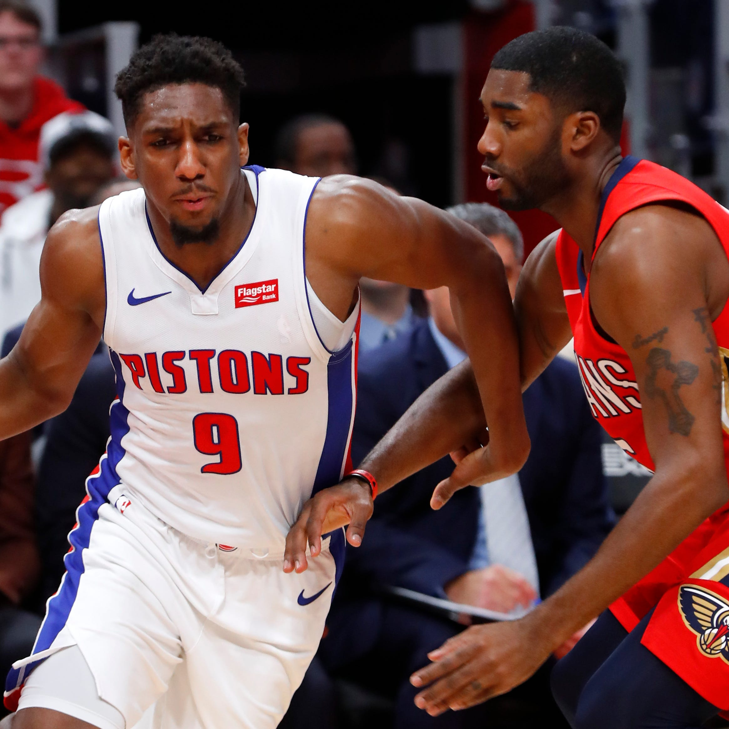 Game thread: Pistons lose to Pelicans, 116-108