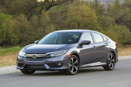 The 2017 Honda Civic was the second most reliable vehicle that had the lowest check engine light-related repair frequency, resulting in fewer trips to the repair shop, parts store or dealership this past year: