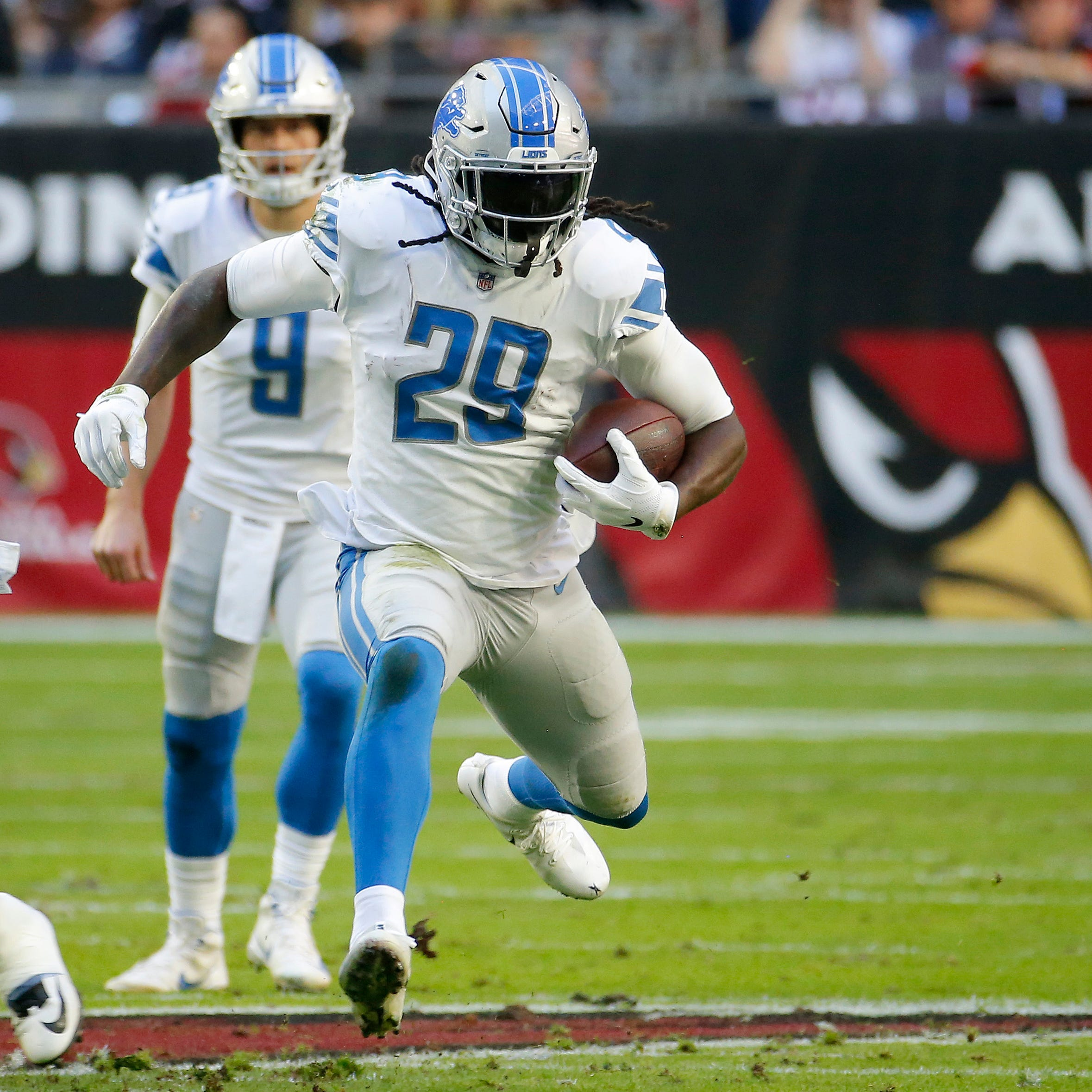 Detroit Lions players blast 'awful' Arizona Cardinals field conditions